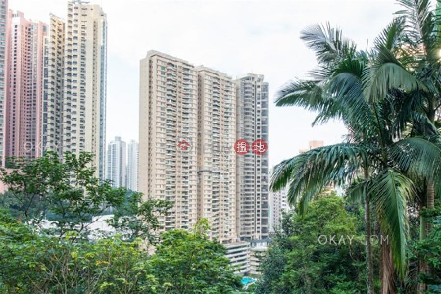 HK$ 140,000/ month   Garden Terrace, Central District Efficient 4 bedroom with balcony & parking   Rental