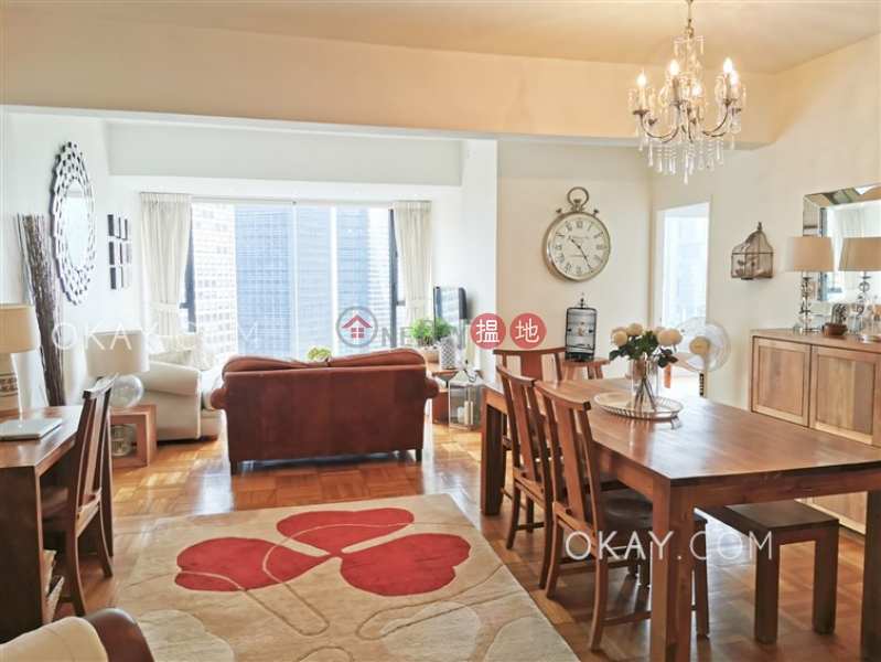 Efficient 3 bedroom on high floor with parking | Rental, 36-36A Kennedy Road | Central District, Hong Kong Rental HK$ 57,000/ month
