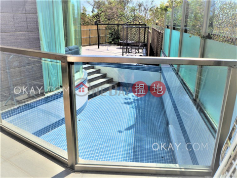 Gorgeous house with sea views, rooftop & balcony   Rental Cheung Sha Sheung Tsuen(Cheung Sha Sheung Tsuen)Rental Listings (OKAY-R392519)_0