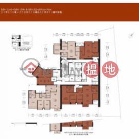 西九龍三房兩廳筍盤出售|住宅單位