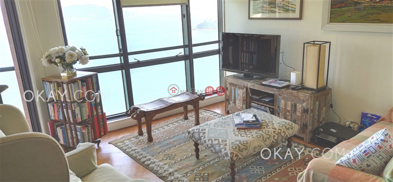Property Search Hong Kong | OneDay | Residential Rental Listings | Rare 2 bedroom on high floor with sea views & balcony | Rental
