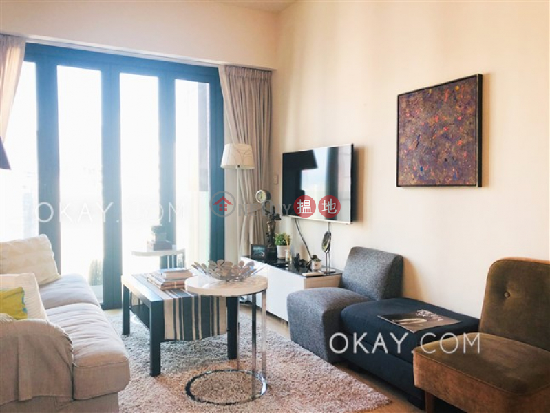 HK$ 35,000/ month | Gramercy | Western District Lovely 1 bedroom with balcony | Rental