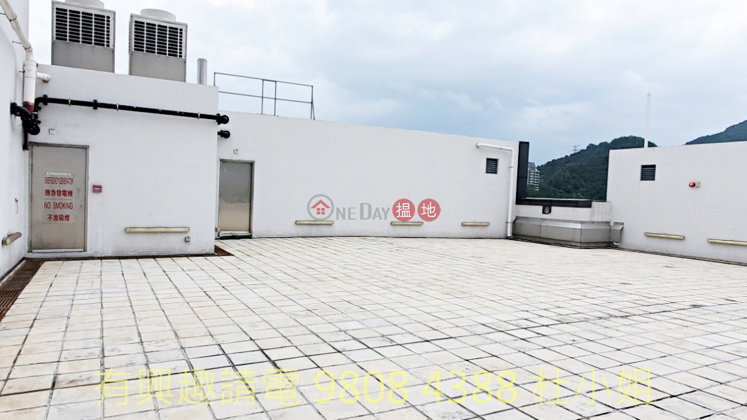 HK$ 184,000/ month, Kimberland Centre, Cheung Sha Wan whole floor,, Negoitable, Open and garden view, Wi