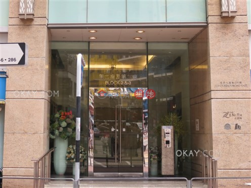 2房1廁,星級會所,連租約發售,露台尚翹峰1期2座出租單位 尚翹峰1期2座(The Zenith Phase 1, Block 2)出租樓盤 (OKAY-R91237)
