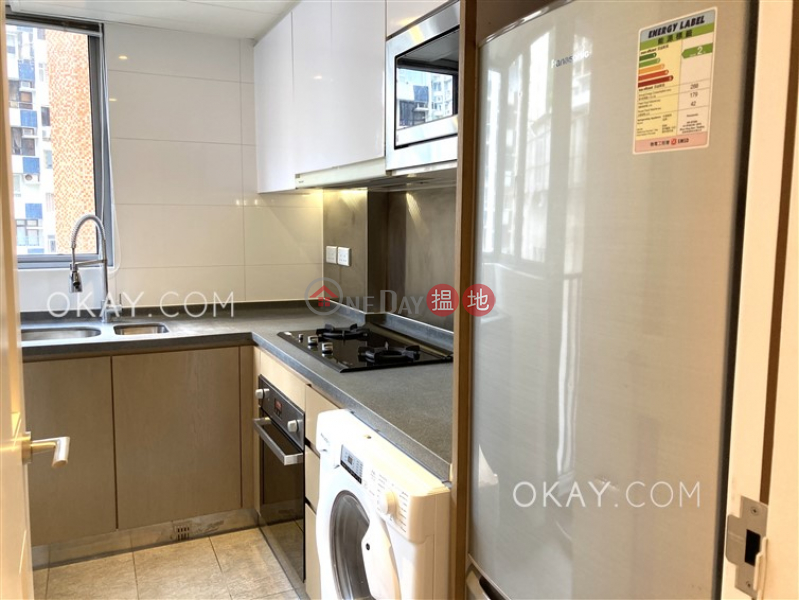 Practical 1 bedroom with balcony | Rental | Po Wah Court 寶華閣 Rental Listings