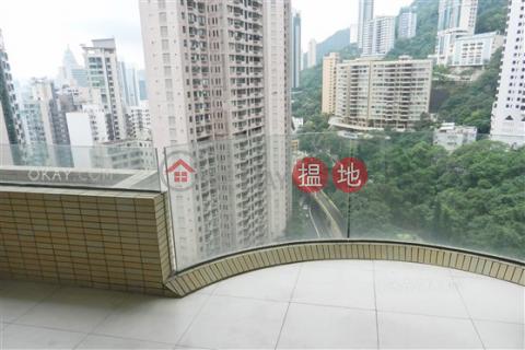 Efficient 4 bedroom with balcony & parking | Rental|Garden Terrace(Garden Terrace)Rental Listings (OKAY-R14065)_0