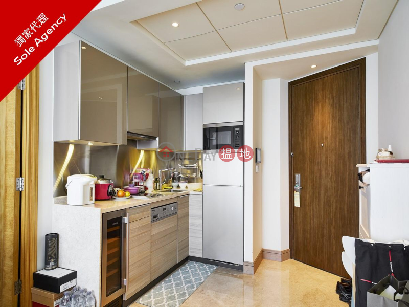1 Bed Flat for Sale in Kennedy Town, 37 Cadogan Street | Western District Hong Kong Sales | HK$ 10.99M