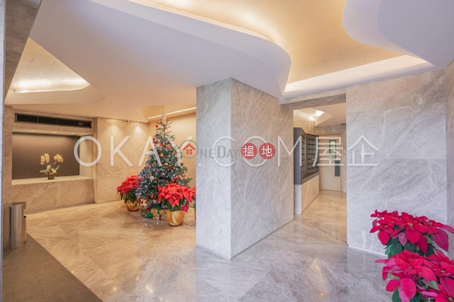 Stylish 3 bed on high floor with sea views & balcony | Rental, 55 South Bay Road | Southern District Hong Kong | Rental HK$ 110,000/ month