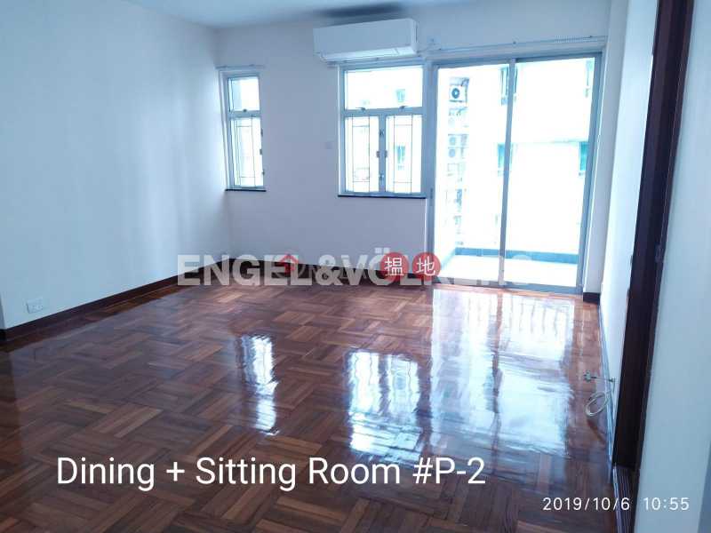 HK$ 38,000/ month Garfield Mansion, Western District 3 Bedroom Family Flat for Rent in Mid Levels West