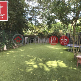 Clearwater Bay Village House | Property For Sale in Siu Hang Hau 小坑口 -Detached, Big indeed garden, Private Swimming pool | Property ID:119