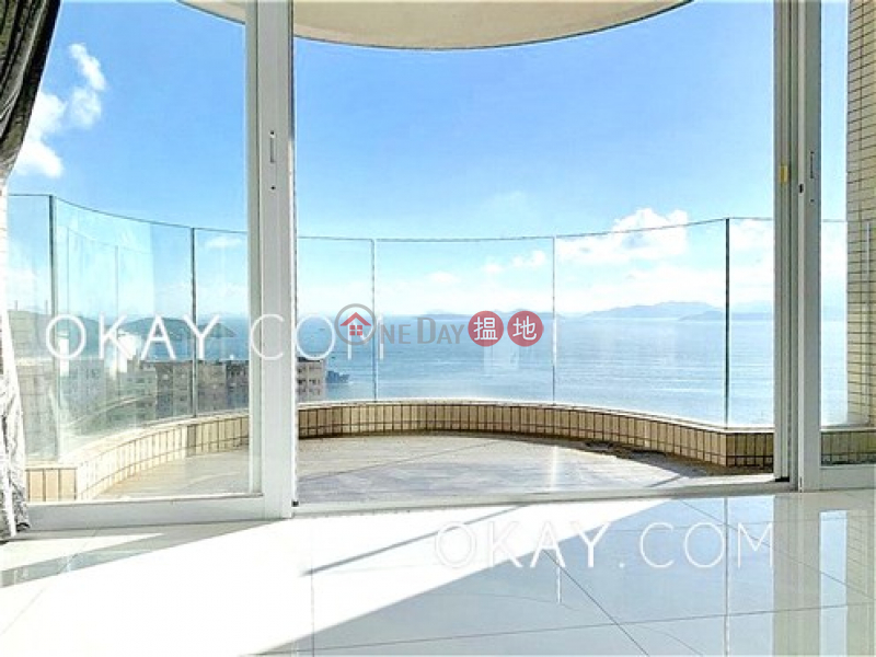 HK$ 35M | Block 45-48 Baguio Villa | Western District, Efficient 3 bed on high floor with sea views & balcony | For Sale