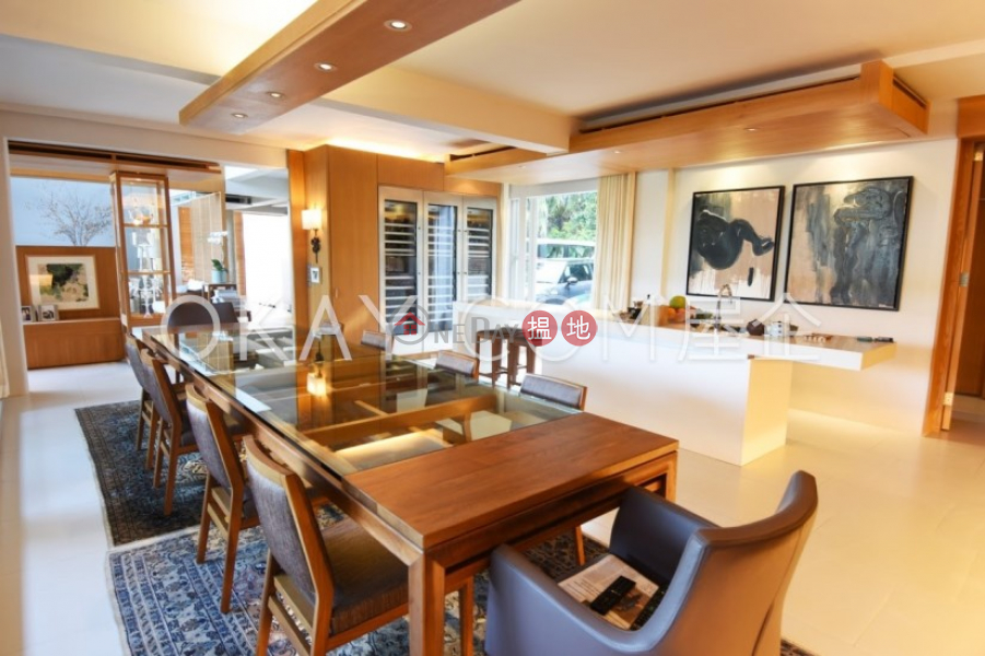 HK$ 134M Caribbean Villa Sai Kung | Rare house with sea views, rooftop & terrace | For Sale