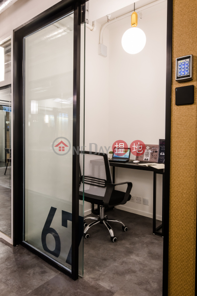 Co Work Mau I Anti-epidemic With You | 2 Pax Office from $6,000/ Month up | Eton Tower 裕景商業中心 Rental Listings