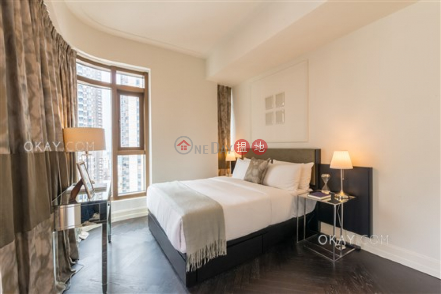 HK$ 113,000/ month Castle One By V | Western District, Exquisite 2 bed on high floor with harbour views | Rental
