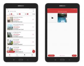 搵地(OneDay)地產代理版安卓app現已推出