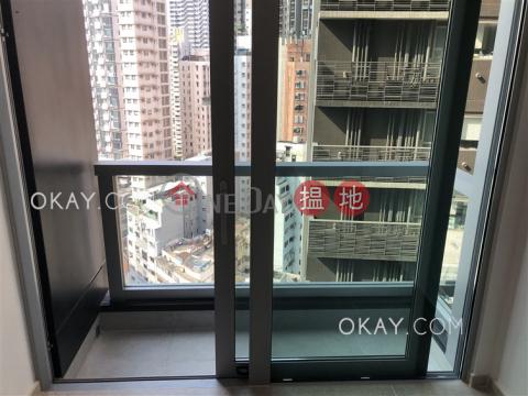 Elegant 1 bedroom on high floor with balcony | Rental|Resiglow Pokfulam(Resiglow Pokfulam)Rental Listings (OKAY-R378683)_0