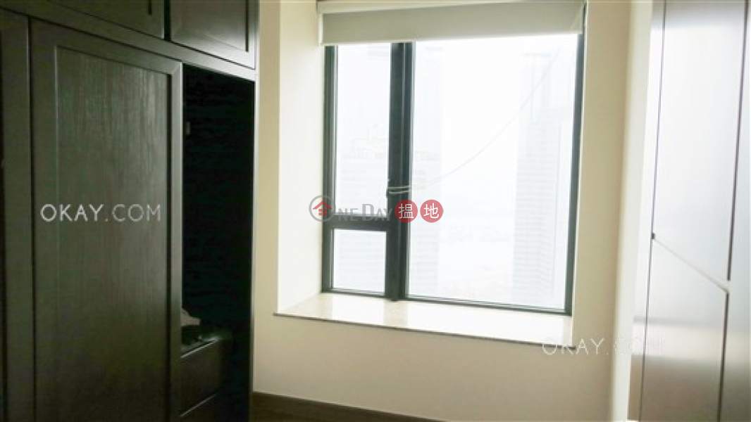 Popular 3 bed on high floor with sea views & balcony | Rental, 1 Austin Road West | Yau Tsim Mong Hong Kong | Rental, HK$ 50,000/ month