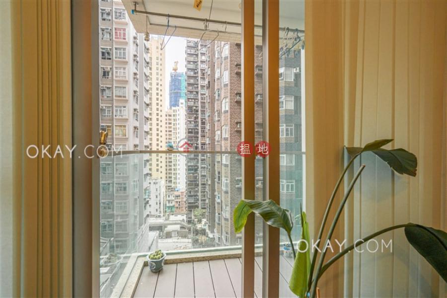 1房1廁,星級會所《星鑽出租單位》88第三街 | 西區香港|出租HK$ 24,000/ 月