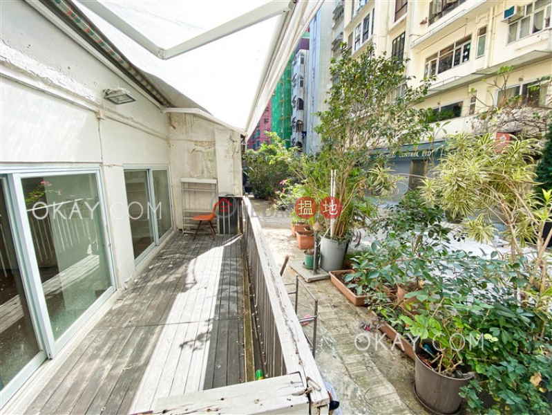 Property Search Hong Kong | OneDay | Residential | Rental Listings, Unique 1 bedroom with terrace | Rental