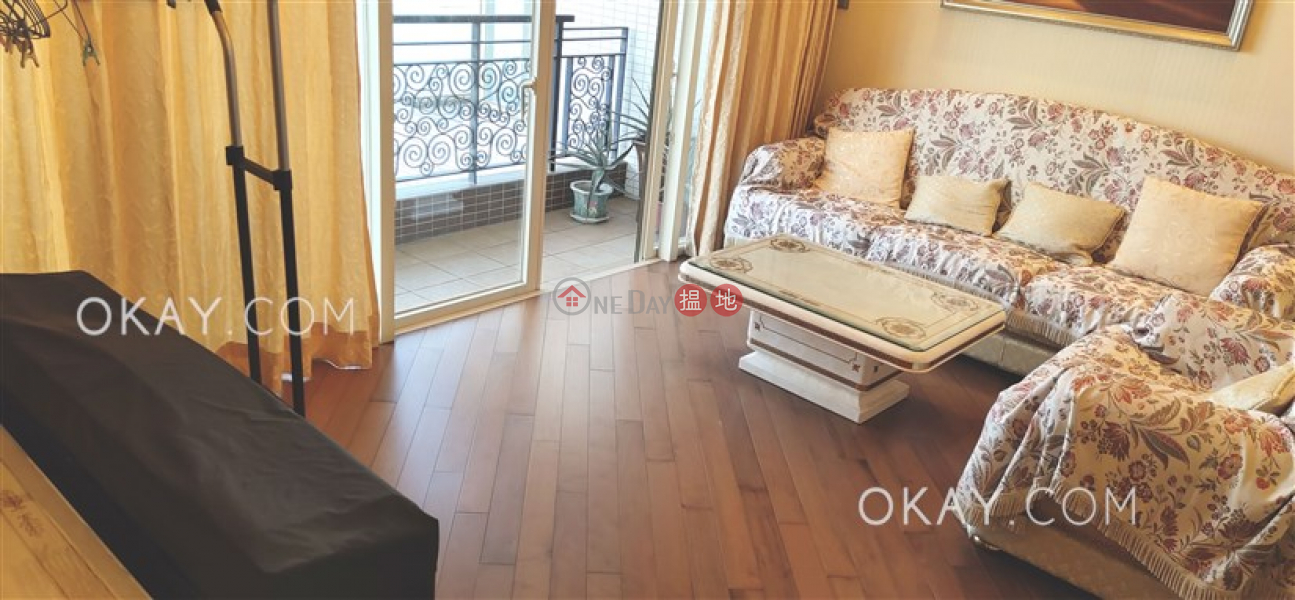 HK$ 41M | La Place De Victoria | Eastern District Beautiful 3 bedroom on high floor with balcony | For Sale