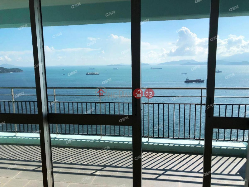 無敵海景,地段優越,間隔實用,實用三房,有匙即睇《譚益芳樓2座租盤》25沙灣徑 | 西區|香港-出租-HK$ 82,000/ 月