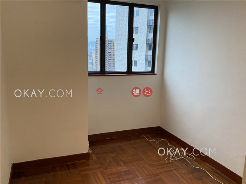 Unique 3 bedroom with sea views & parking | Rental | Wisdom Court Block B 慧苑B座 Rental Listings