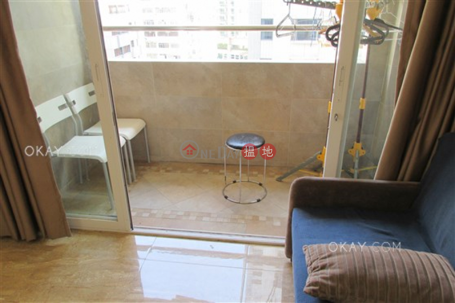 HK$ 30,000/ month David House, Wan Chai District, Charming 3 bedroom on high floor with balcony | Rental