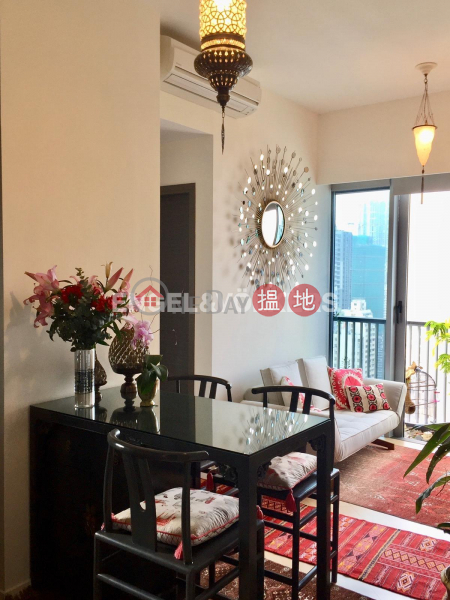 HK$ 39,800/ month | Artisan House Western District | 2 Bedroom Flat for Rent in Sai Ying Pun