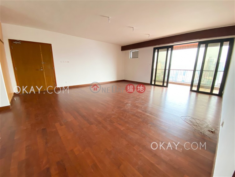 HK$ 45,600/ month, Wylie Court Yau Tsim Mong Gorgeous 3 bedroom on high floor with balcony & parking   Rental