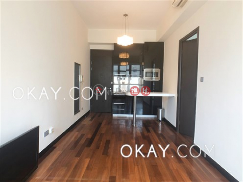 Lovely 1 bedroom on high floor with balcony | For Sale, 60 Johnston Road | Wan Chai District, Hong Kong | Sales | HK$ 9.5M