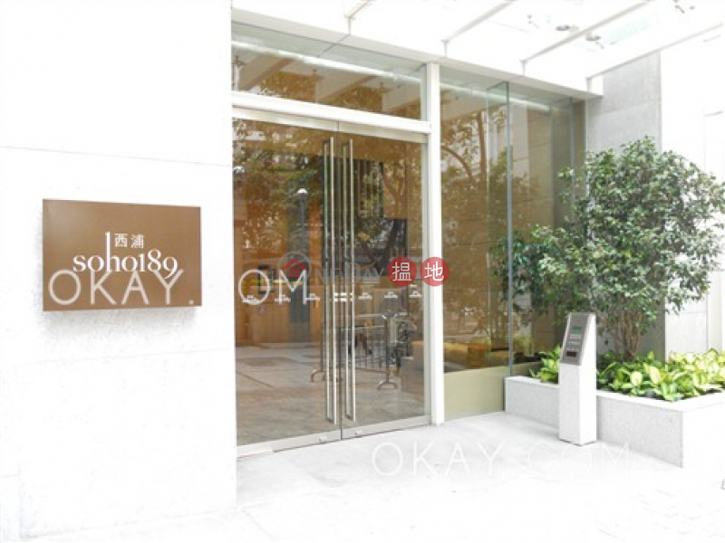 Elegant 3 bedroom on high floor with balcony | For Sale | SOHO 189 西浦 Sales Listings