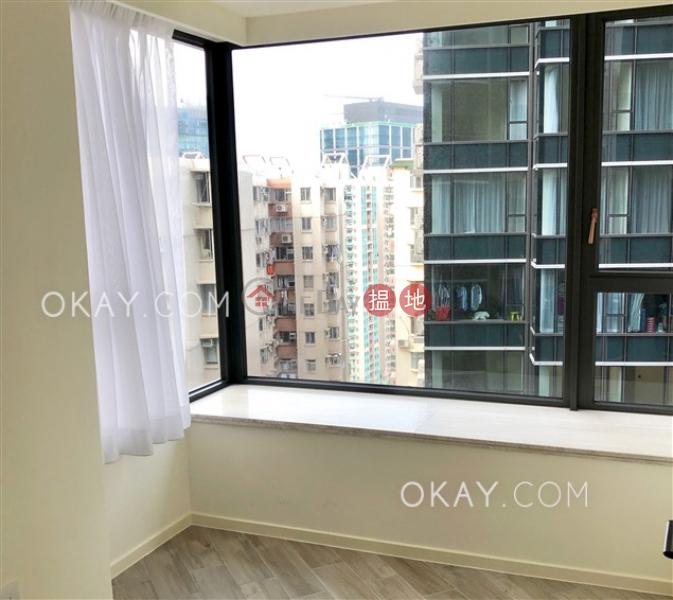 Unique 3 bedroom on high floor with balcony | Rental | Fleur Pavilia Tower 1 柏蔚山 1座 Rental Listings