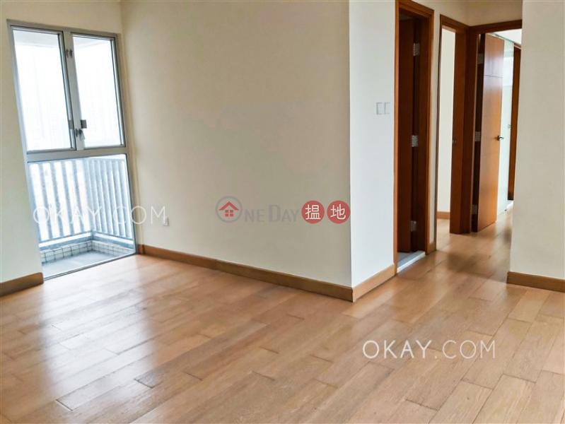 HK$ 30,500/ month   GRAND METRO   Yau Tsim Mong Luxurious 2 bedroom on high floor with balcony   Rental