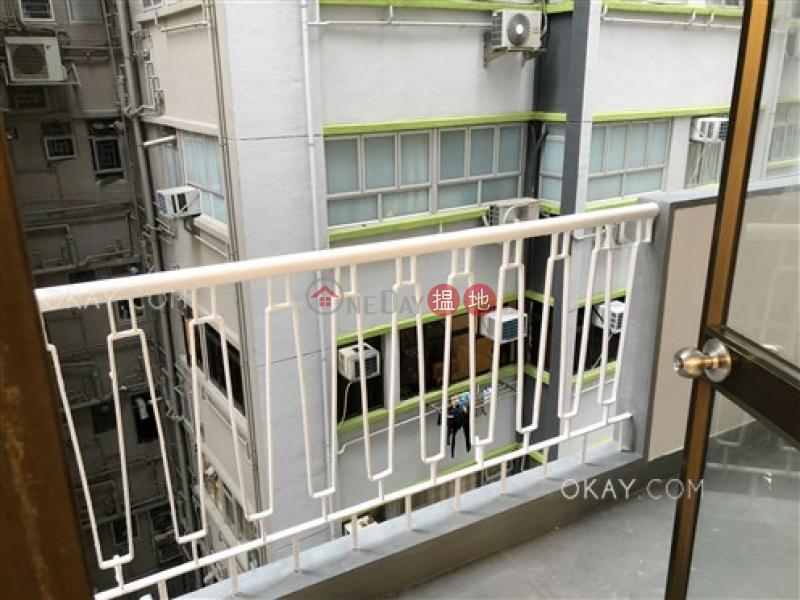 3房1廁,實用率高,露台《百德大廈出租單位》47百德新街 | 灣仔區香港-出租HK$ 37,000/ 月