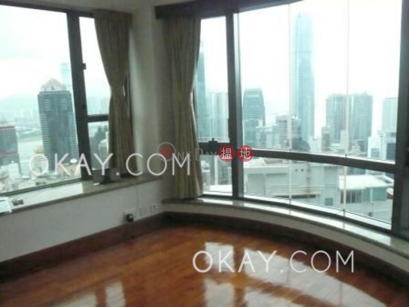 HK$ 23M   Palatial Crest, Western District   Stylish 3 bedroom with harbour views   For Sale