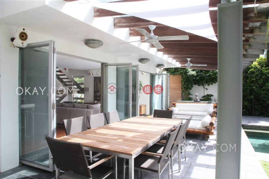 HK$ 120M Tai Hang Hau Village, Sai Kung | Lovely house with sea views, balcony | For Sale