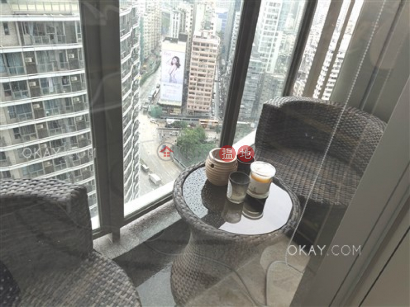 Stylish 2 bedroom on high floor with balcony | For Sale | Grand Austin Tower 1 Grand Austin 1座 Sales Listings