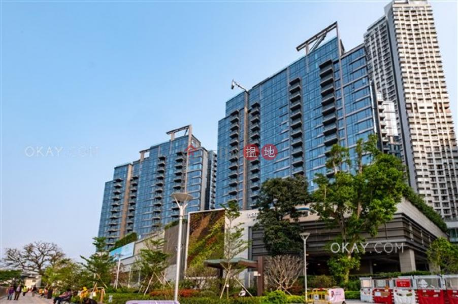 Unique 4 bedroom on high floor with balcony & parking   Rental   Fleur Pavilia Tower 1 柏蔚山 1座 Rental Listings