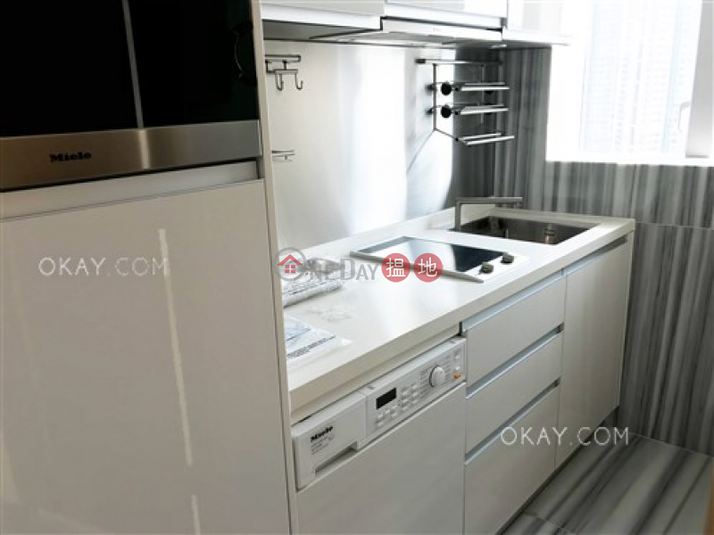 Tasteful 1 bedroom on high floor with balcony | Rental | Marinella Tower 9 深灣 9座 Rental Listings