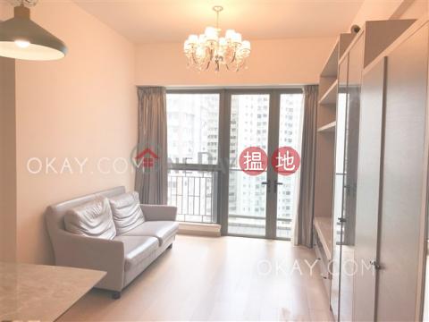 3房2廁,星級會所,露台《西浦出租單位》 西浦(SOHO 189)出租樓盤 (OKAY-R80415)_0