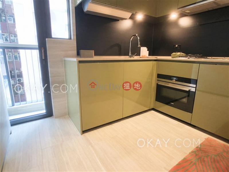 Stylish 2 bedroom with balcony | Rental, Fleur Pavilia Tower 3 柏蔚山 3座 Rental Listings | Eastern District (OKAY-R366006)