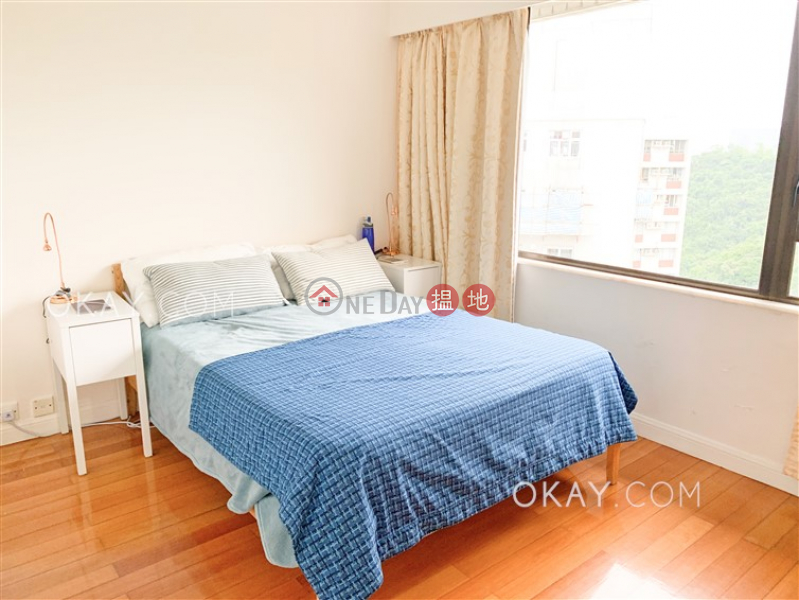 Efficient 3 bed on high floor with rooftop & balcony | Rental | Braemar Hill Mansions 賽西湖大廈 Rental Listings