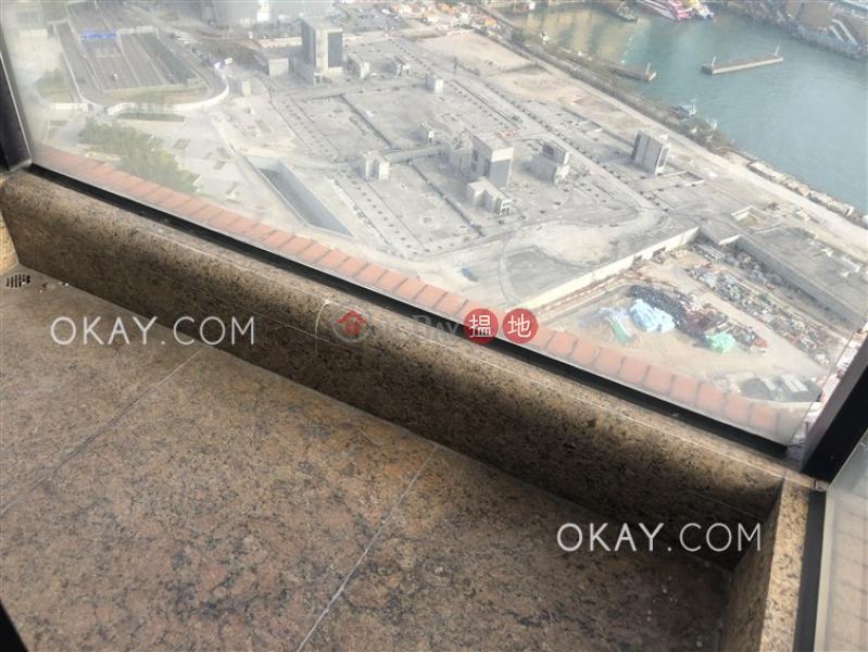 Stylish 3 bedroom on high floor with balcony & parking | Rental | 1 Austin Road West | Yau Tsim Mong Hong Kong Rental, HK$ 63,000/ month