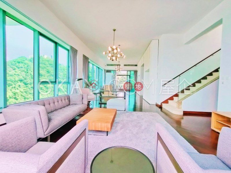Property Search Hong Kong | OneDay | Residential | Rental Listings | Stylish 5 bed on high floor with sea views & rooftop | Rental