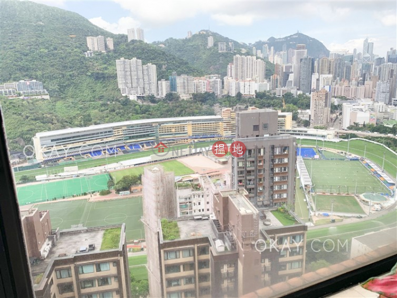 HK$ 30M | The Broadville, Wan Chai District Gorgeous 3 bedroom on high floor with racecourse views | For Sale