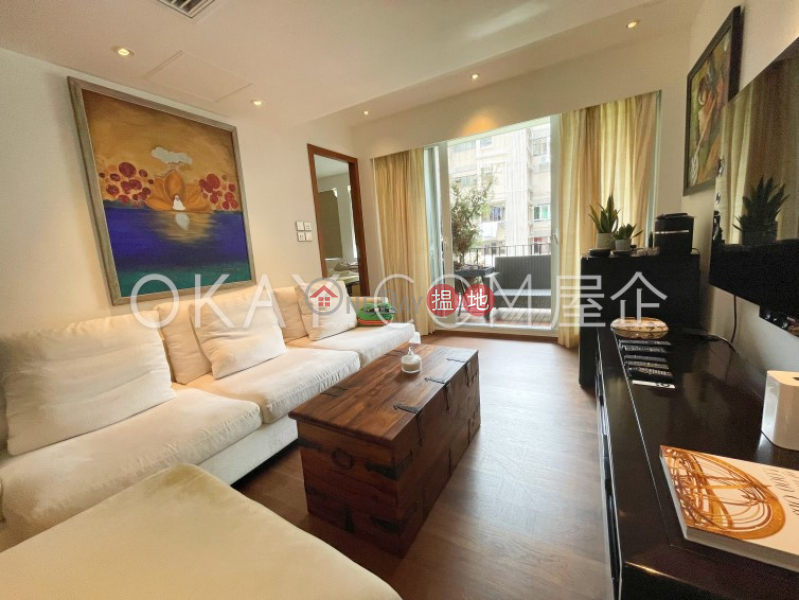 Property Search Hong Kong | OneDay | Residential, Sales Listings | Unique 2 bedroom on high floor with balcony & parking | For Sale