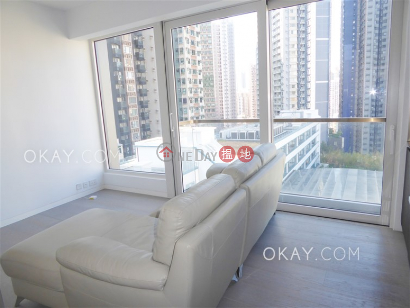 Gorgeous 1 bedroom with balcony | Rental | 28 Aberdeen Street | Central District | Hong Kong, Rental HK$ 27,500/ month