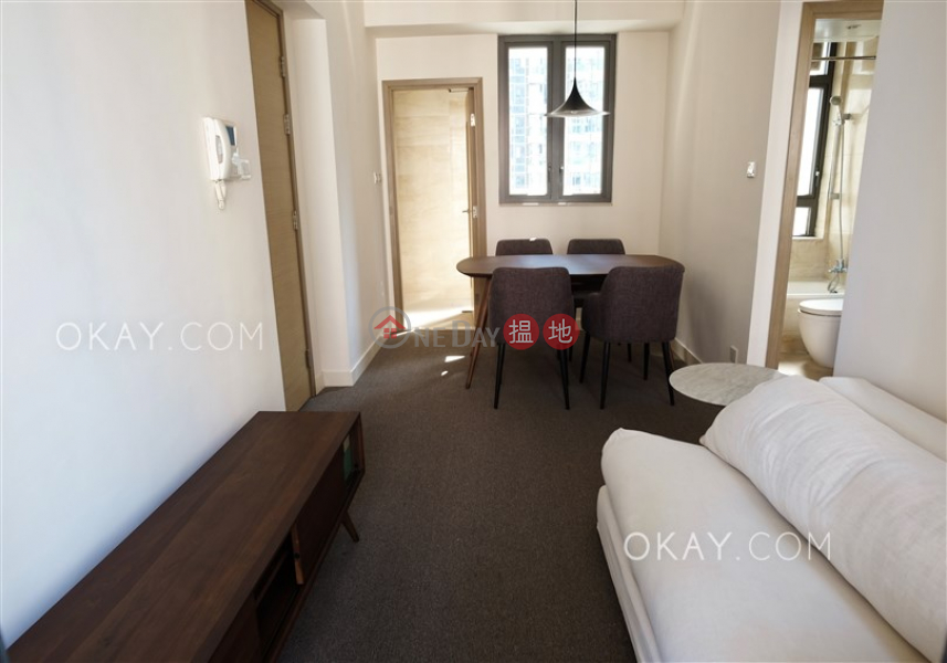 Unique 2 bedroom with balcony | Rental | 18 Catchick Street | Western District Hong Kong | Rental | HK$ 27,500/ month