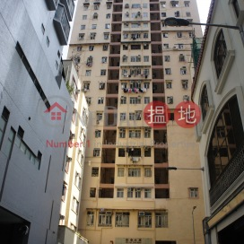 On Fat Building,Kennedy Town, Hong Kong Island