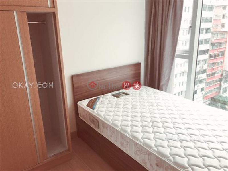 Lovely 3 bedroom with balcony | Rental, GRAND METRO 都匯 Rental Listings | Yau Tsim Mong (OKAY-R318807)